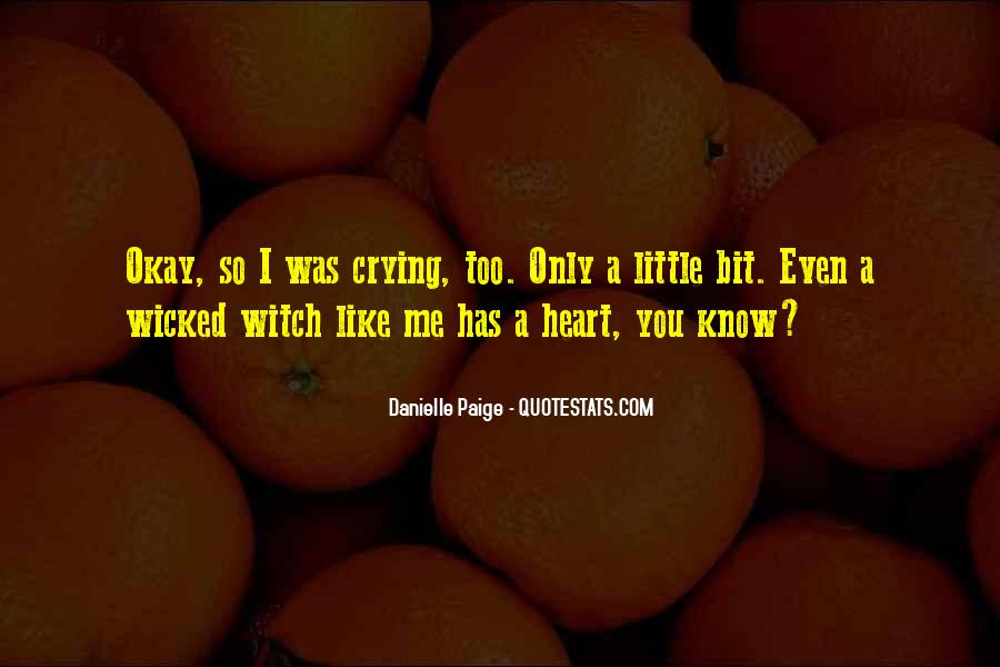 Quotes About Crying Heart #1548973