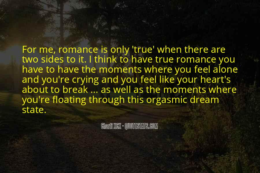 Quotes About Crying Heart #180893