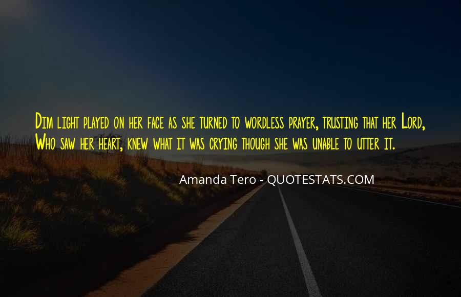 Quotes About Crying Heart #321603