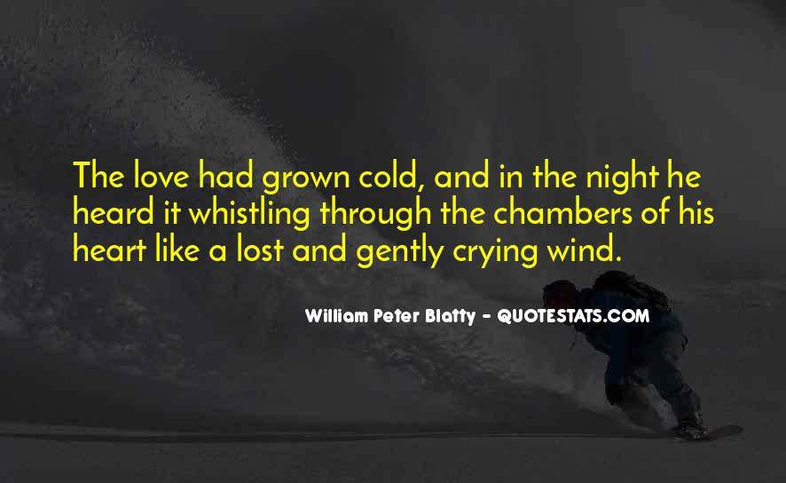Quotes About Crying Heart #482459