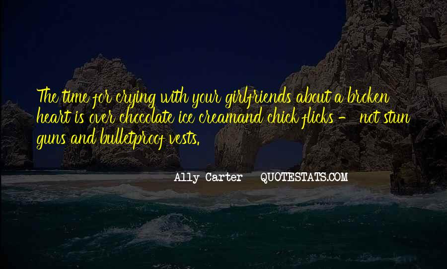 Quotes About Crying Heart #517077