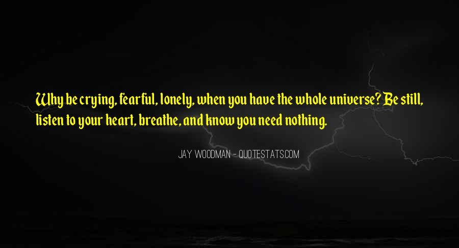 Quotes About Crying Heart #572837