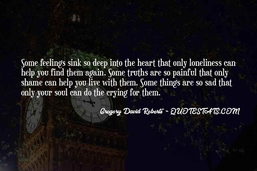 Quotes About Crying Heart #589090