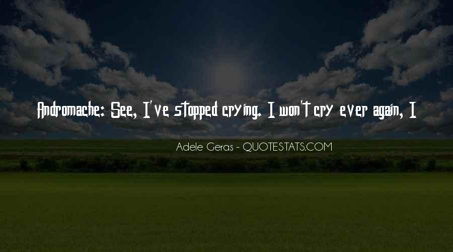 Quotes About Crying Heart #656154