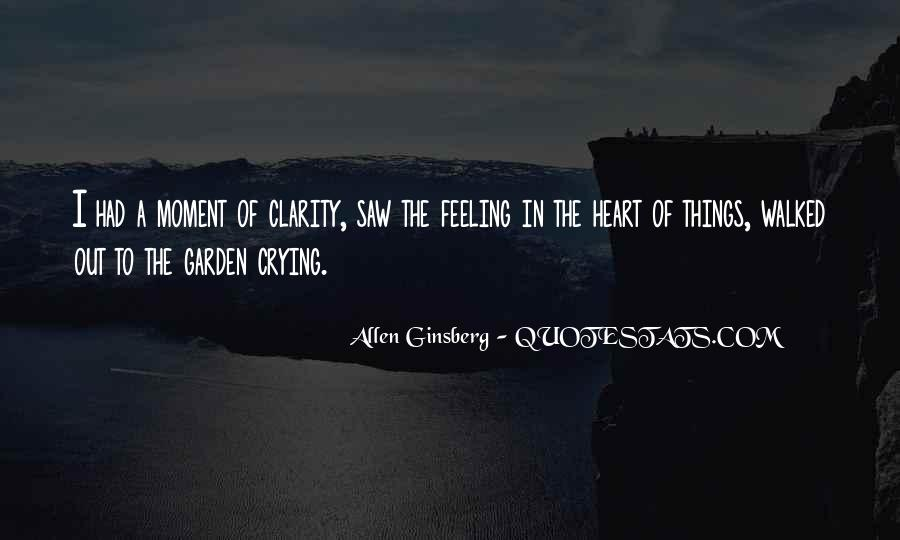 Quotes About Crying Heart #667070