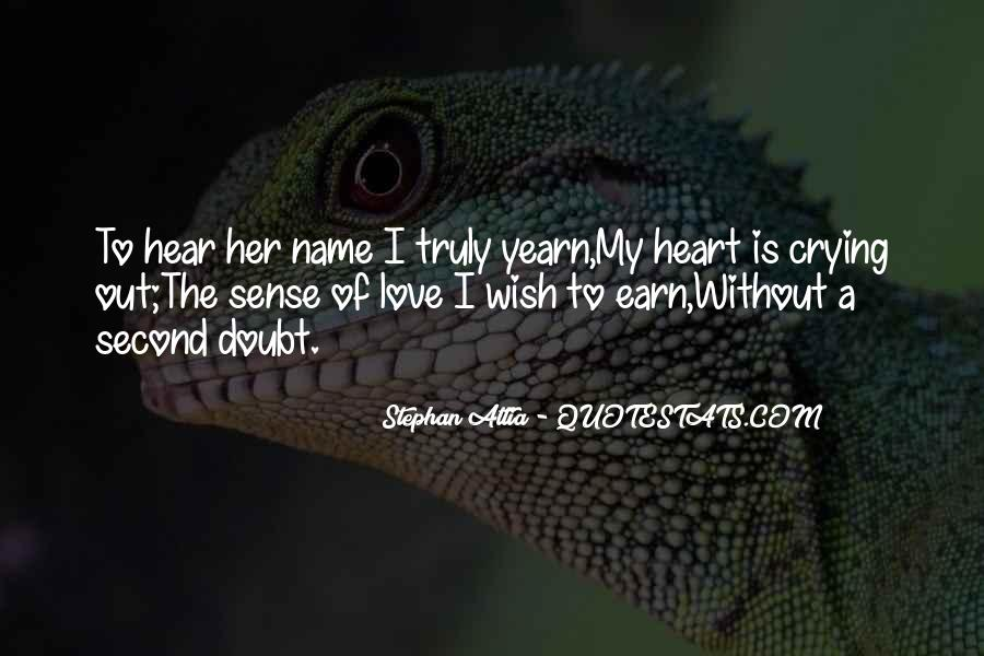 Quotes About Crying Heart #791218