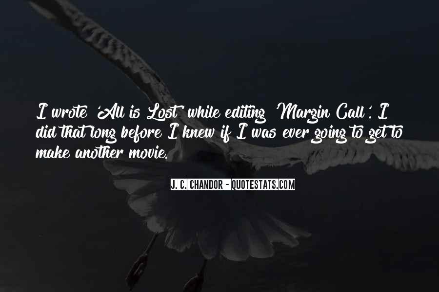 Margin Call Quotes #1006765