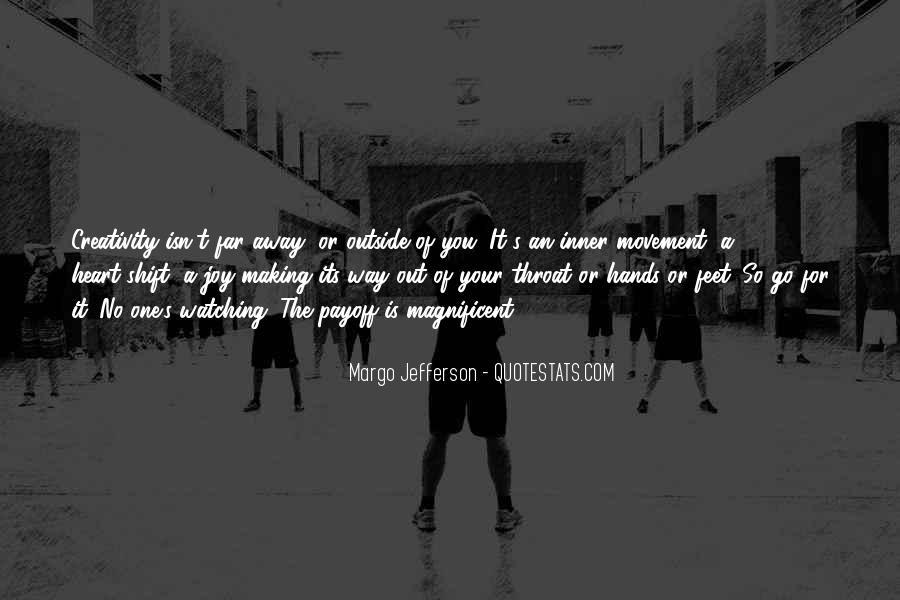 Margo Quotes #273506