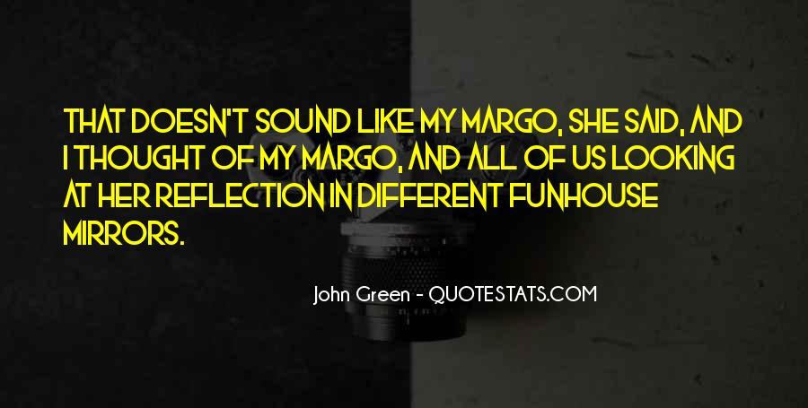 Margo Quotes #283021