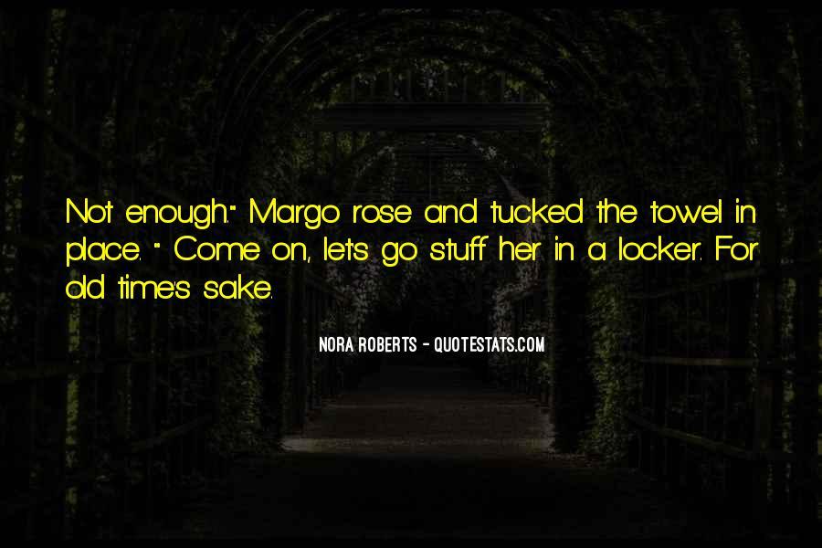 Margo Quotes #46951