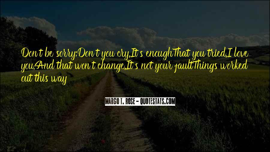 Margo Quotes #591099