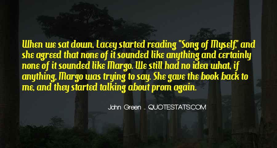 Margo Quotes #601189