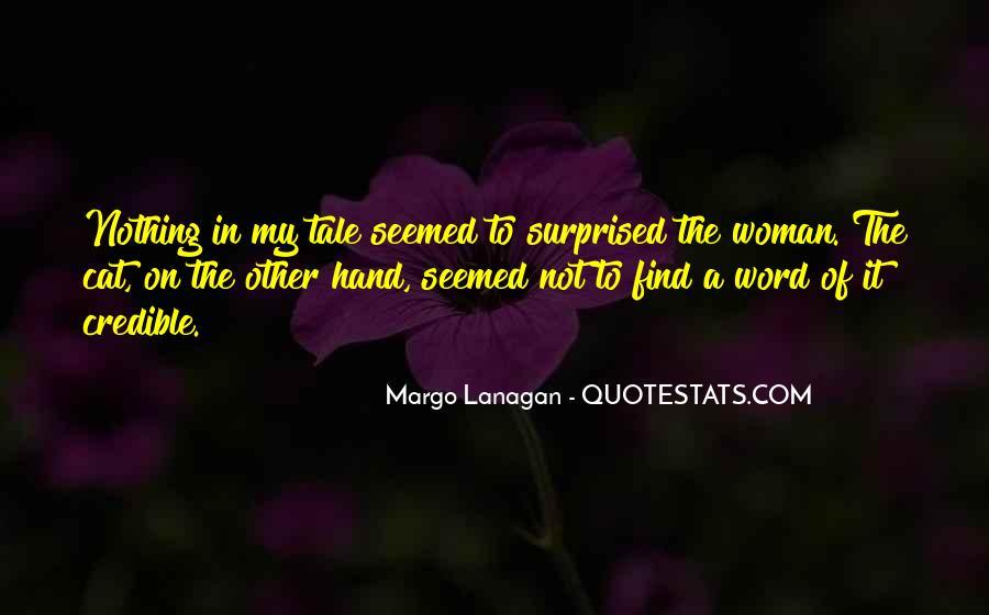 Margo Quotes #617353