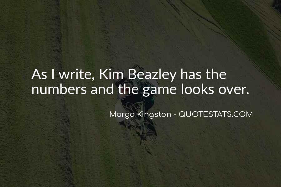 Margo Quotes #682522