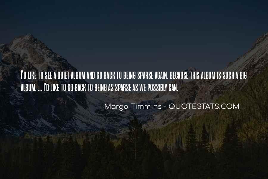 Margo Quotes #706252