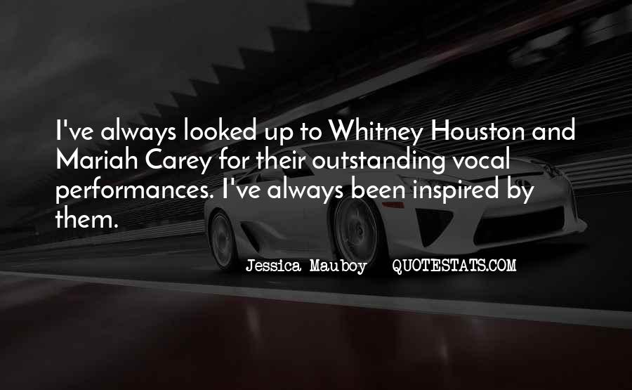 Mariah Carey Pic Quotes #1114929