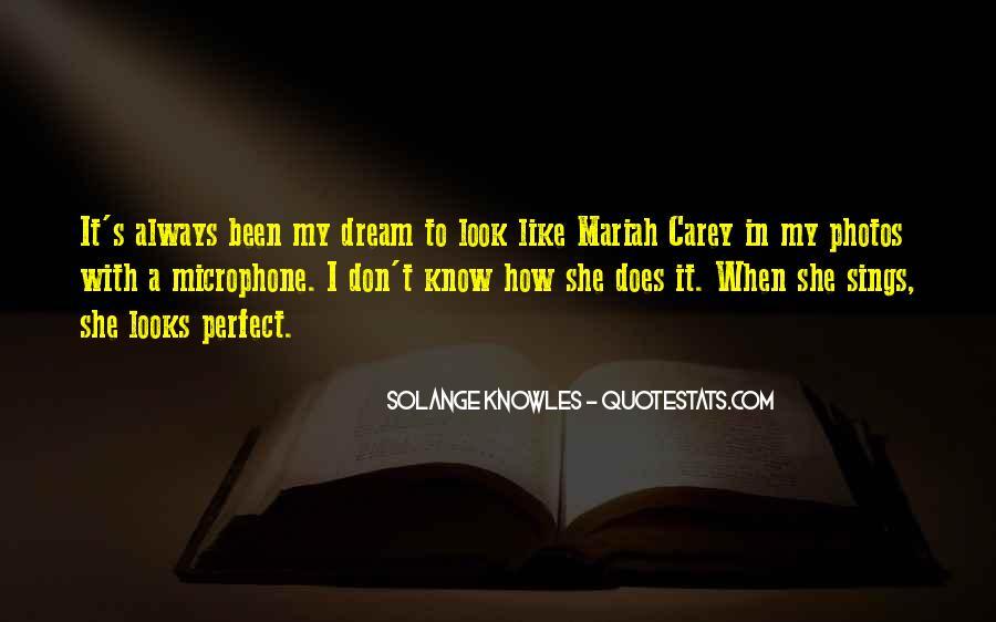 Mariah Carey Pic Quotes #507702