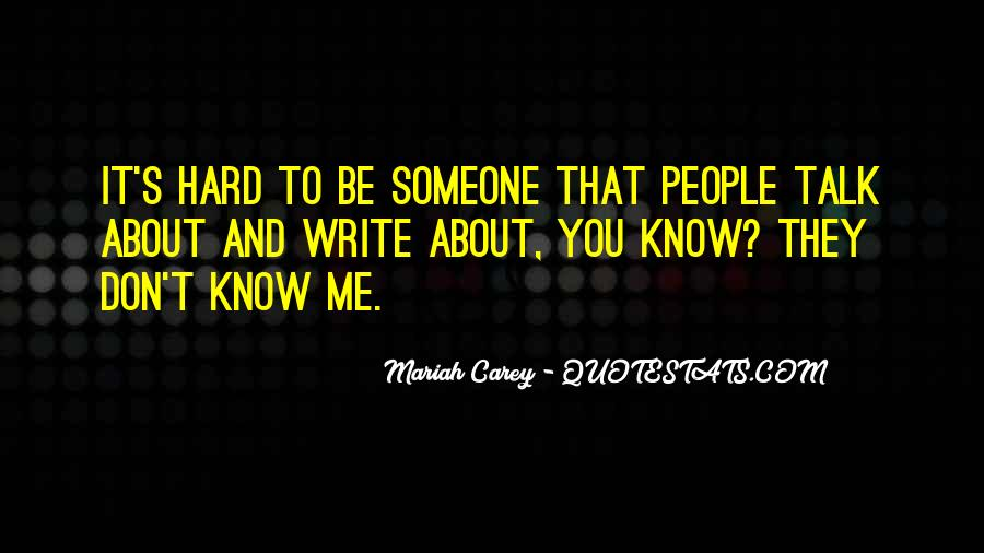Mariah Carey Pic Quotes #643024