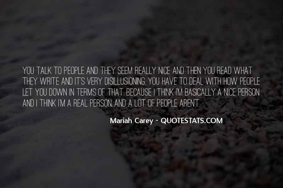 Mariah Carey Pic Quotes #831479
