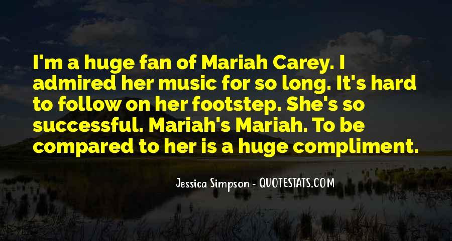 Mariah Carey Pic Quotes #996214