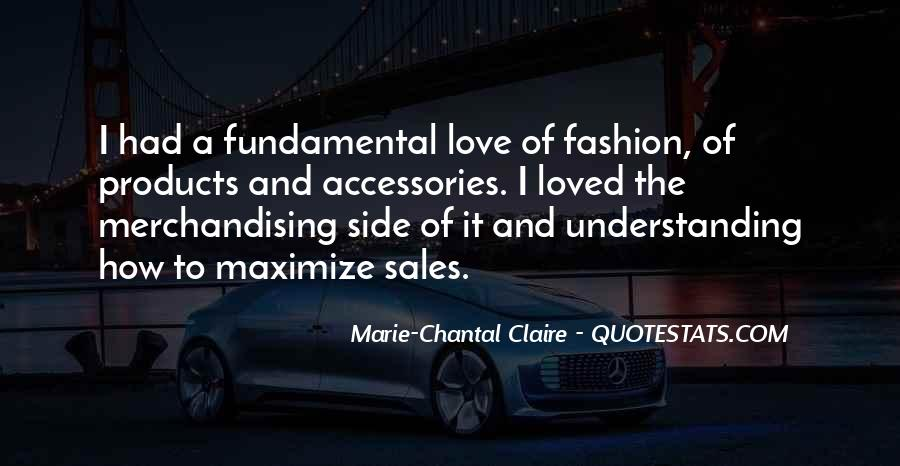 Marie Claire Fashion Quotes #1455611