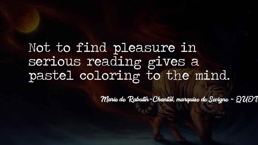 Marie De Sevigne Quotes #113302