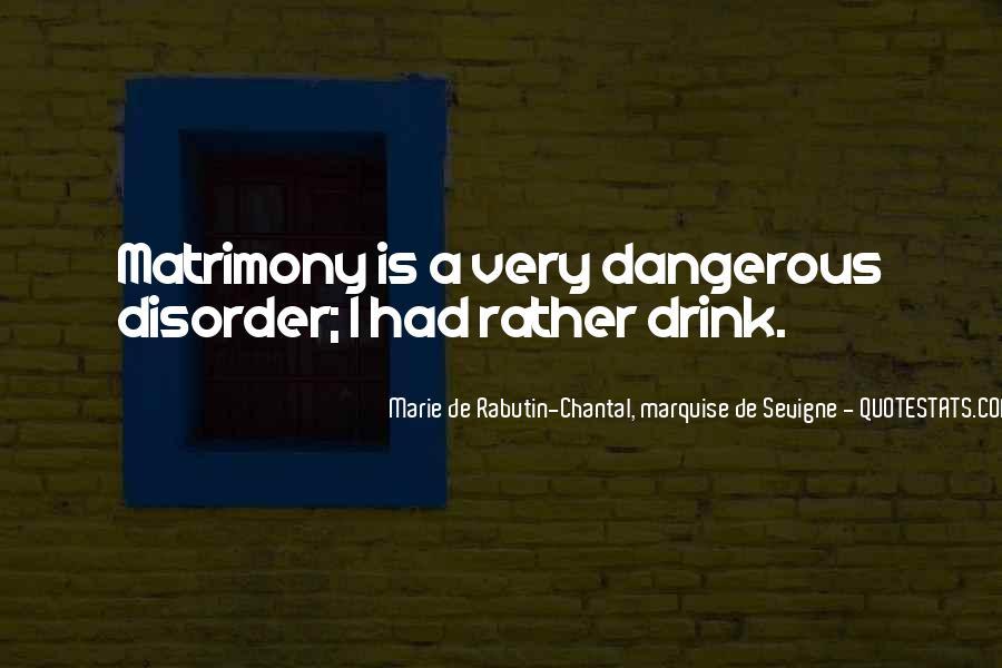 Marie De Sevigne Quotes #1241390