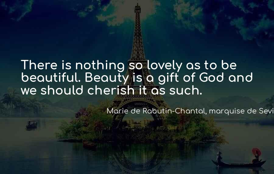 Marie De Sevigne Quotes #1247806