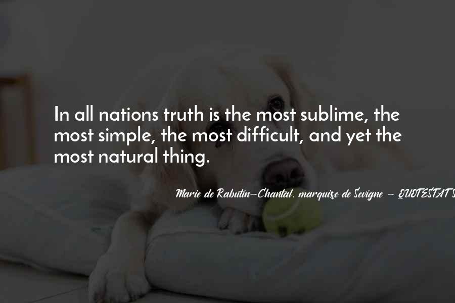 Marie De Sevigne Quotes #1288896