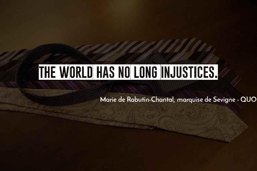 Marie De Sevigne Quotes #1342158