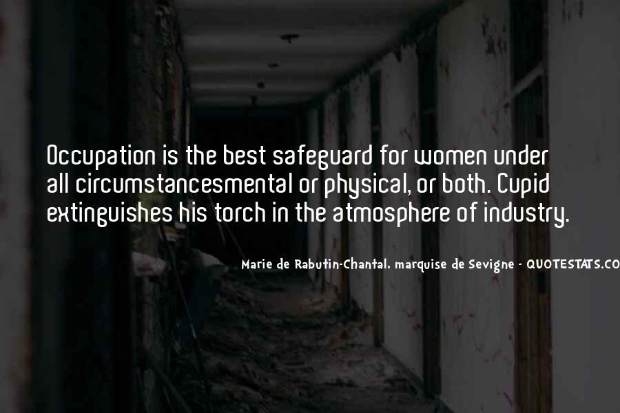 Marie De Sevigne Quotes #134922