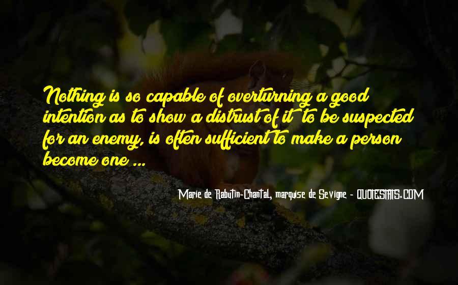 Marie De Sevigne Quotes #1464691