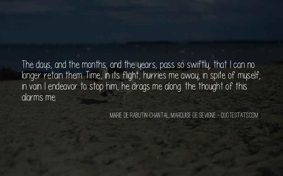 Marie De Sevigne Quotes #1465140