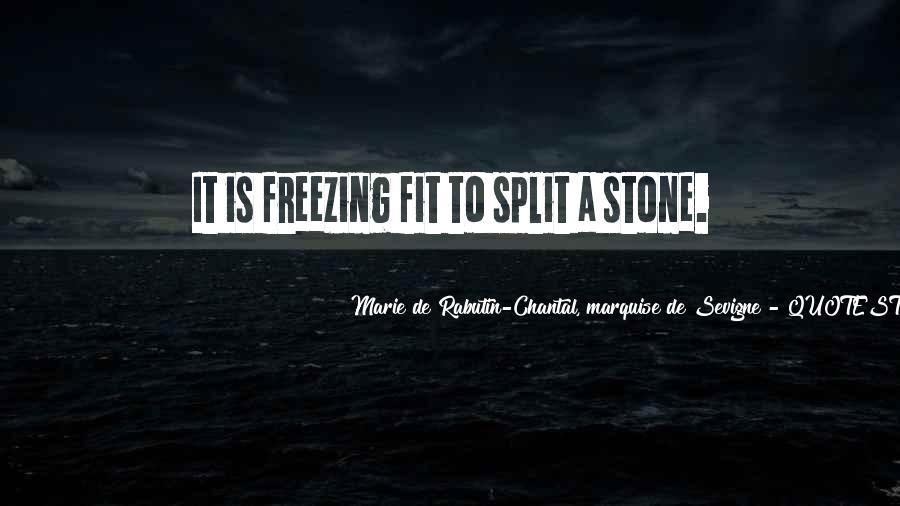 Marie De Sevigne Quotes #1484268