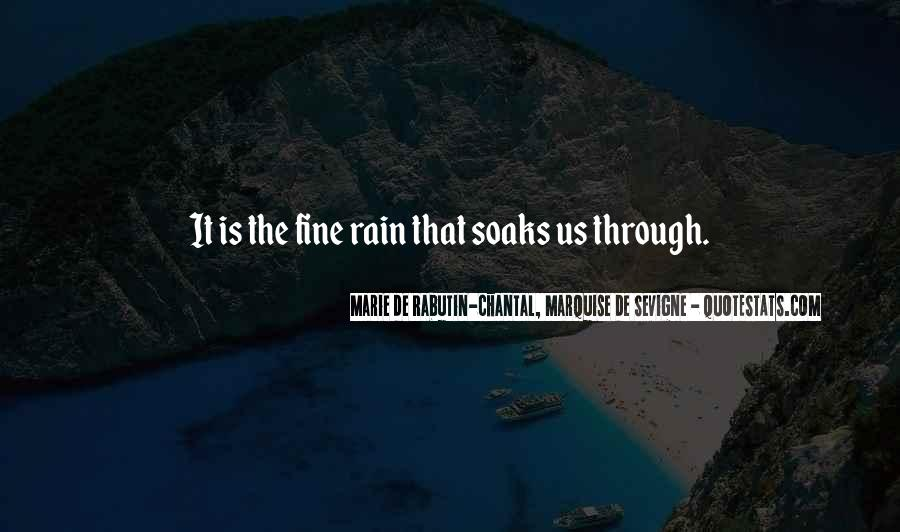 Marie De Sevigne Quotes #1501796