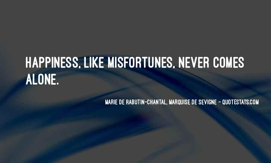 Marie De Sevigne Quotes #1525420