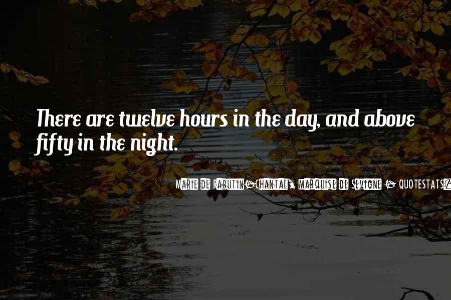 Marie De Sevigne Quotes #1532494