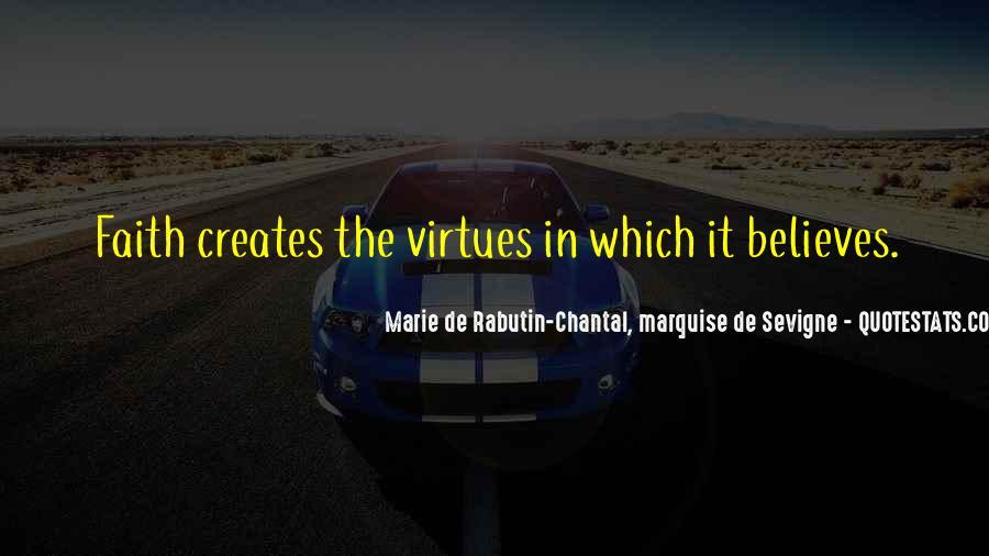 Marie De Sevigne Quotes #153855