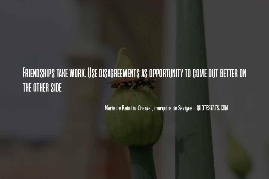 Marie De Sevigne Quotes #1544082