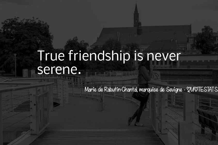 Marie De Sevigne Quotes #1742672
