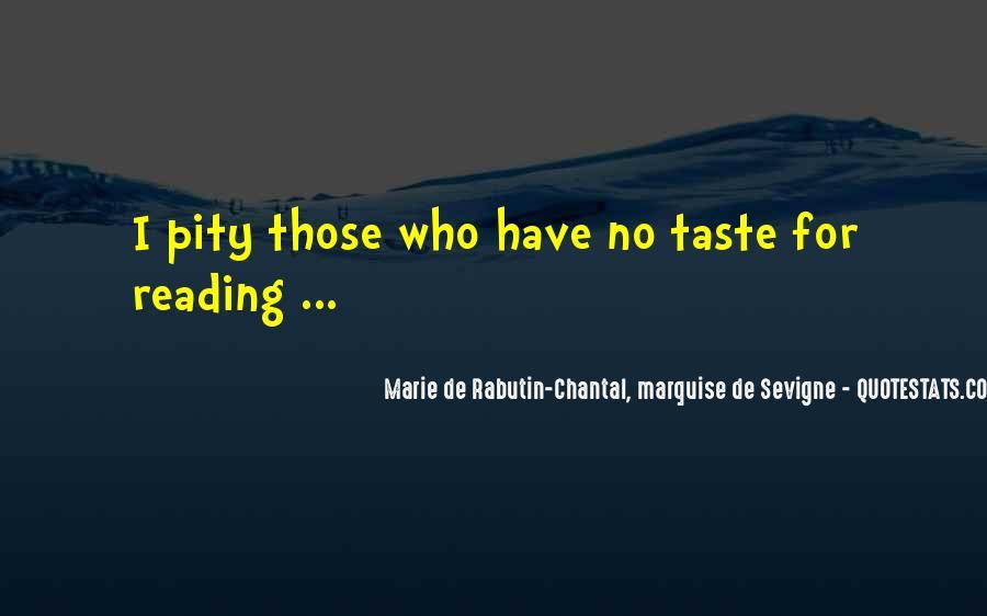 Marie De Sevigne Quotes #1784837