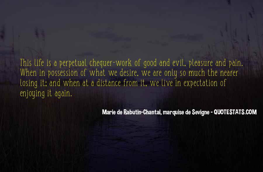Marie De Sevigne Quotes #228165