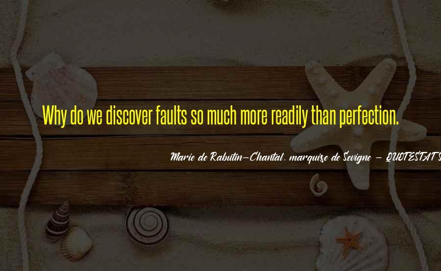 Marie De Sevigne Quotes #294063