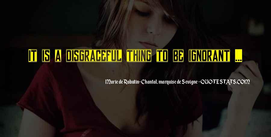 Marie De Sevigne Quotes #782893