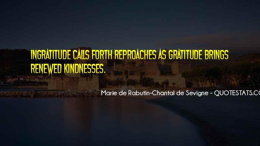 Marie De Sevigne Quotes #890919