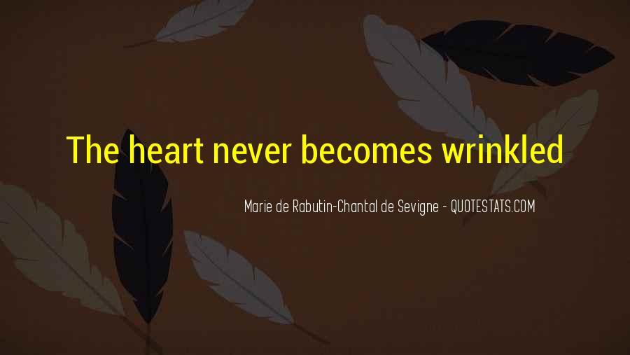 Marie De Sevigne Quotes #940083