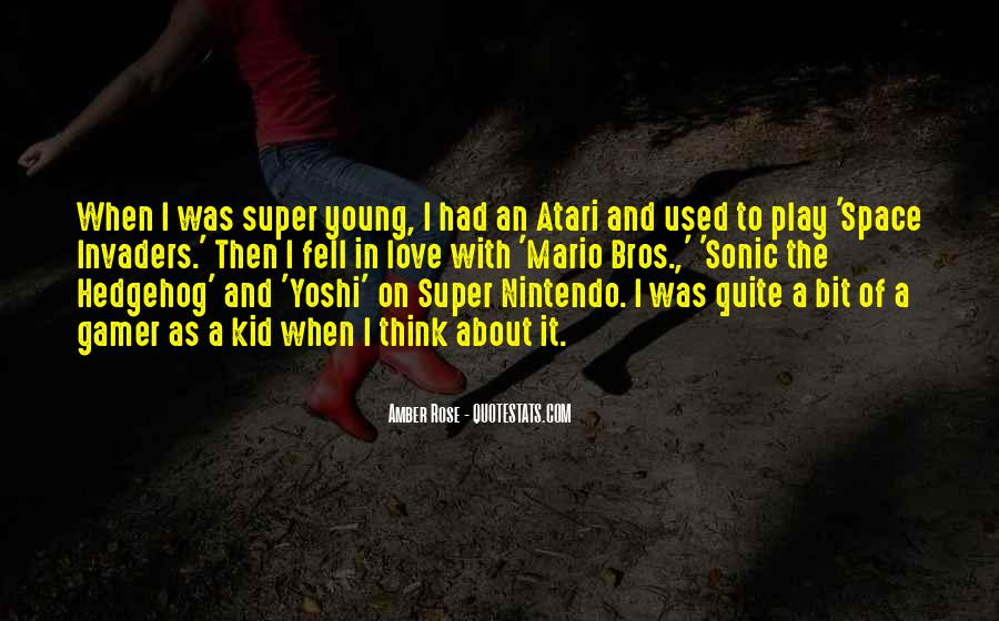 Mario Yoshi Quotes #1169568