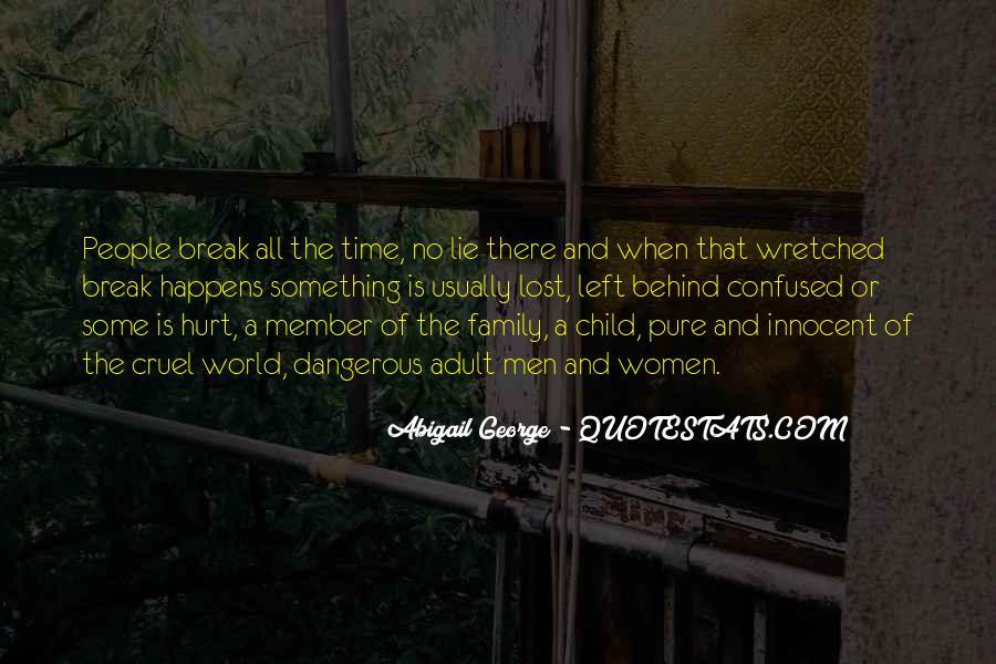 Quotes About Cruel Men #1159173