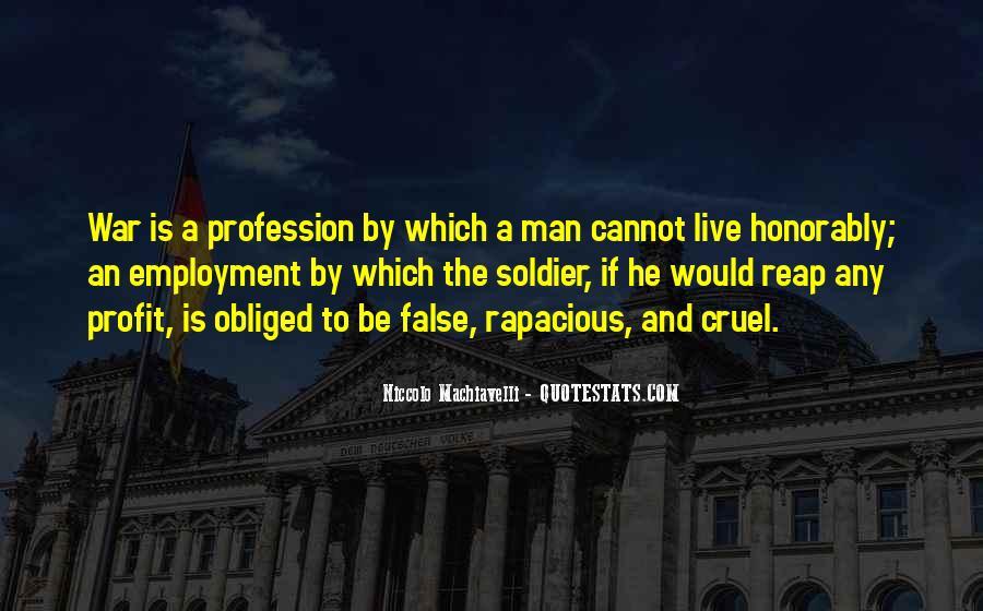 Quotes About Cruel Men #1443659