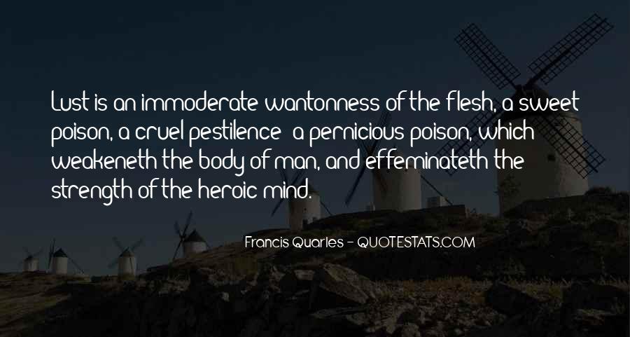 Quotes About Cruel Men #205470